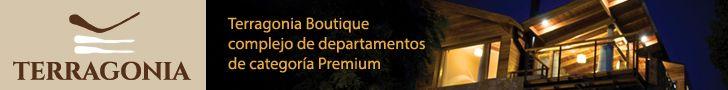 Terragonia Boutique es un complejo de departamentos