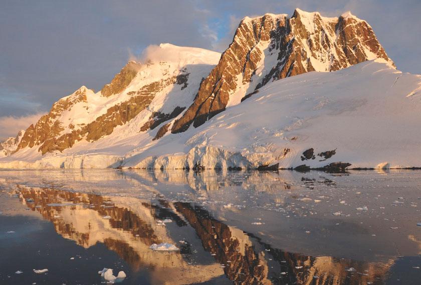 Clássico da Antártica - Antártica Clássica <br />no M/V Hondius