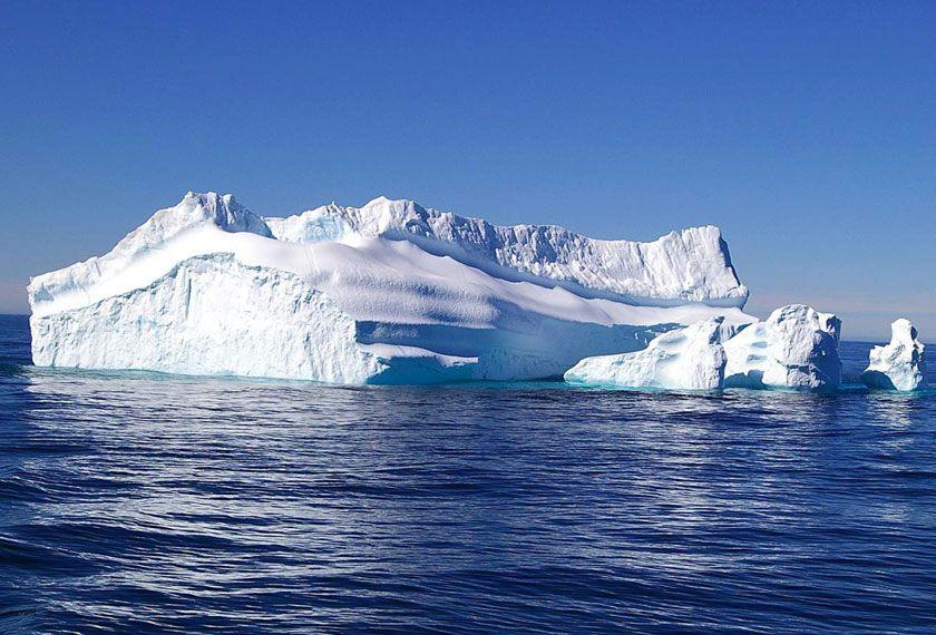 Círculo Polar Antártico - Aéreo Cruzeiro<br />Círculo Polar (USH-PUQ) no M/V Greg Mortimer