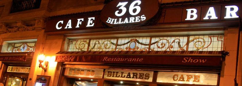 Cafés von Buenos Aires