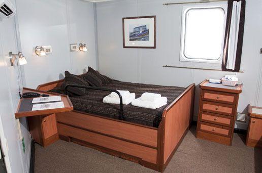 Couverture Supérieur G - Cabine Supérieure - Suites 301