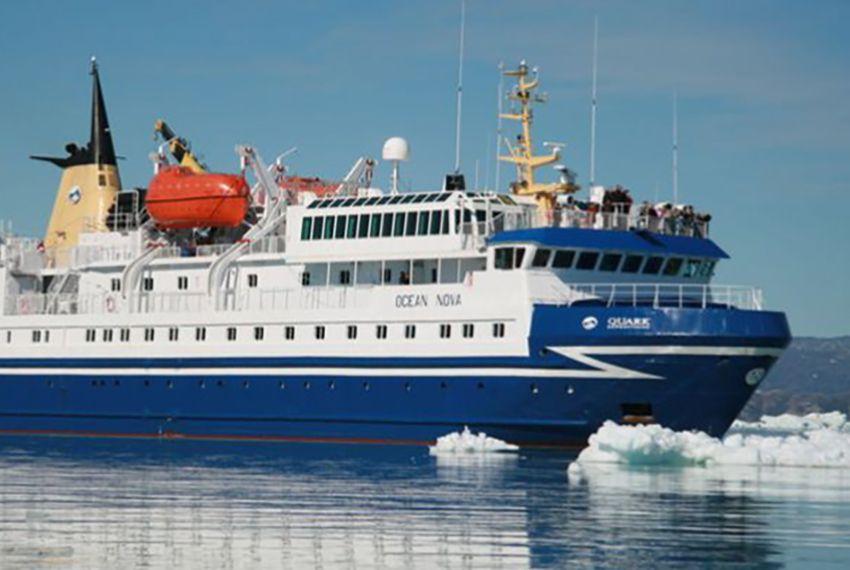 Ships to Antarctica - M/V Ocean Nova