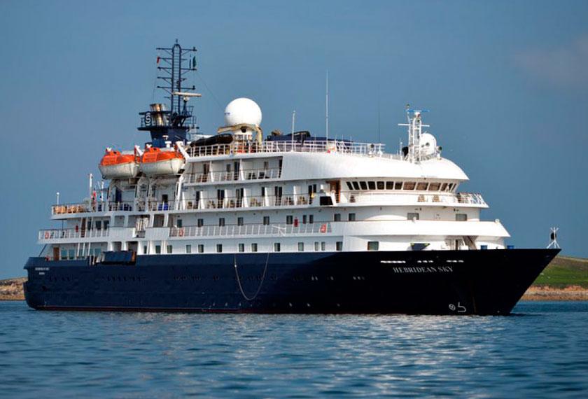 Ships to Antarctica - M/V Ocean Endeavour