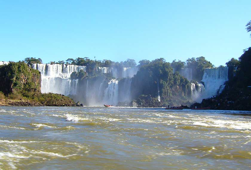 Cataratas do Iguaçu - Cataratas do Iguaçu Clássico