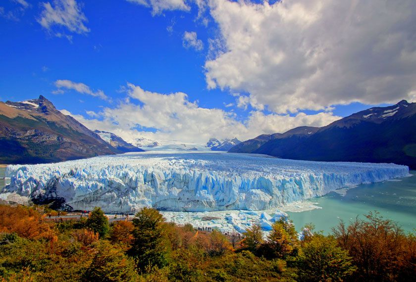 Patagonia - Calafate First Class in 7 days